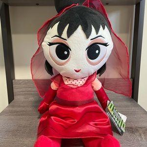 Lydia Beetlejuice Funko Plush Halloween
